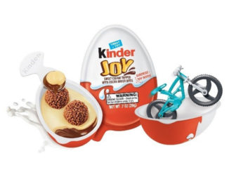 Kinder Joy Surprise Eggs Officially Launch In the US