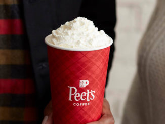Peet's Unveils 2017 Holiday Beverage Menu Featuring New Holiday Spiced Latte