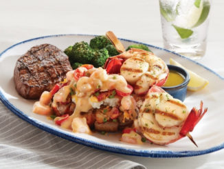 Red Lobster Launches Ultimate Surf & Turf Event For The 2017 Holiday Season