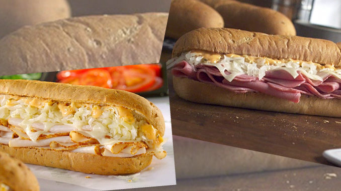 Reuben Sandwiches Are Back At Subway For A Limited Time