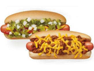 $1 Hot Dogs At Sonic On December 6, 2016