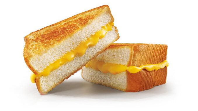 50-Cent Grilled Cheese Sandwiches At Sonic On December 27, 2017