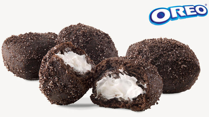 Arby's Introduces New Oreo Bites