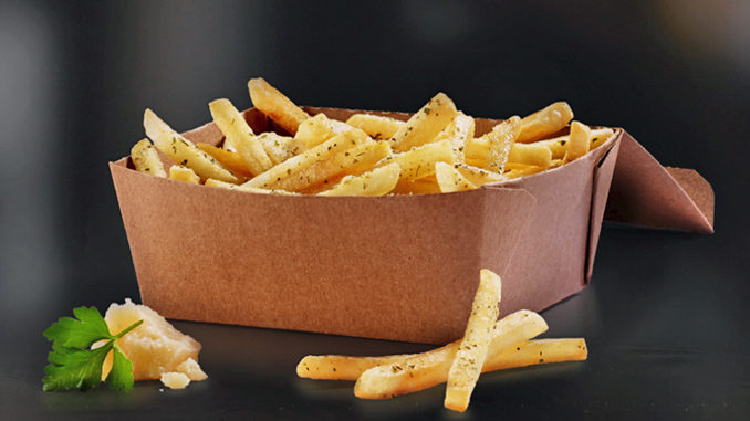 McDonald's Is Selling Parmesan And Garlic Seasoned Fries In Canada