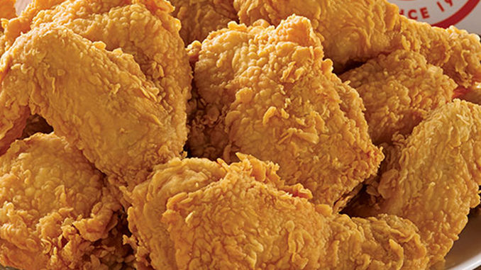 New $1.99 Meal Deal At Church's Chicken Through January 4, 2018