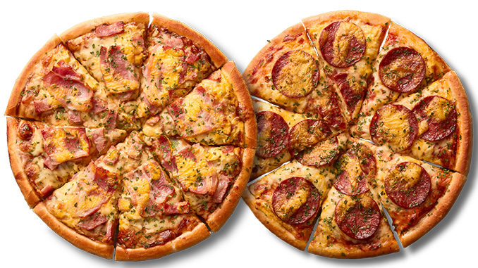 Pizza Hut Is Serving 2 New All Day Breakfast Pizzas In Australia