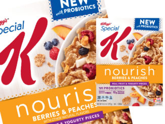 Kellogg's Launches New Special K Nourish Made With Probiotics