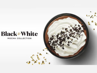 Starbucks Pours New Black And White Mocha Collection To Celebrate The New Year