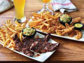 Applebee's Brings Back All-You-Can-Eat Riblets Or Chicken Tenders For $12.99
