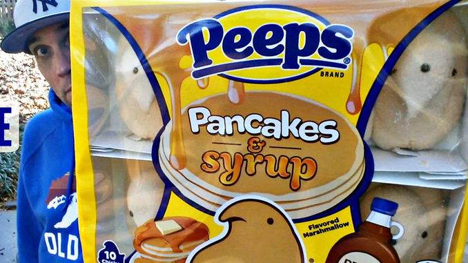 New Pancakes & Syrup Peeps Spotted At Kroger