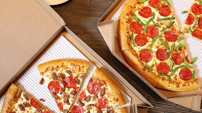 Pizza Hut Launches New $5.99 Two-Topping Medium Pizza Deal