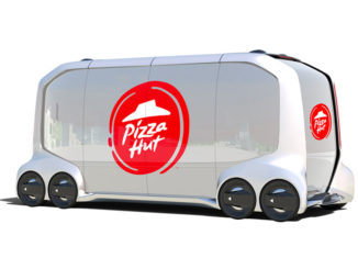 Pizza Hut Partners With Toyota To Develop Self-Driving Delivery Vehicles