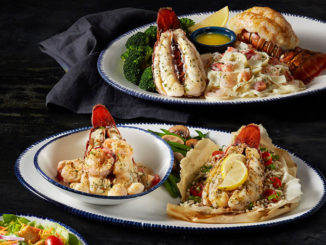 Red Lobster Kicks Off Lobsterfest 2018 With Four New Entrees, Returning Favorites