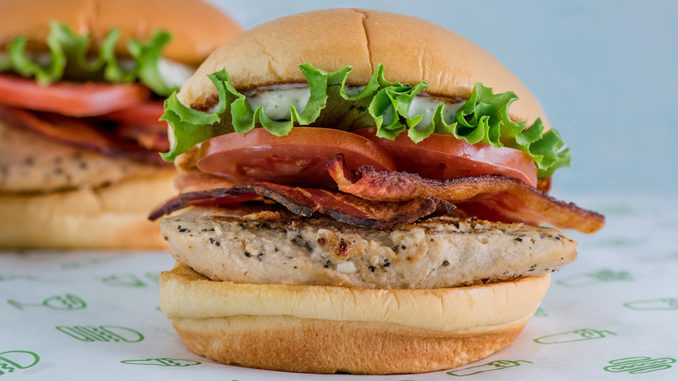 Shake Shack Unveils New Griddled Chick'n Club Sandwich