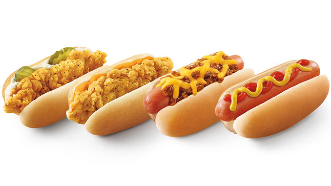 Sonic Brings Back Lil' Chickies And Lil' Doggies For $1.49 Each