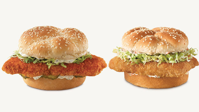2 For $5 Fish Sandwiches At Arby's For A Limited Time