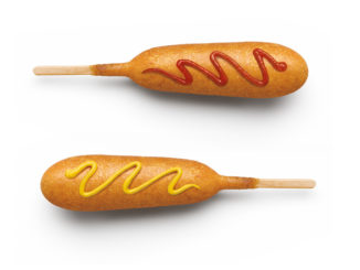 50-Cent Corn Dogs At Sonic On February 8, 2018