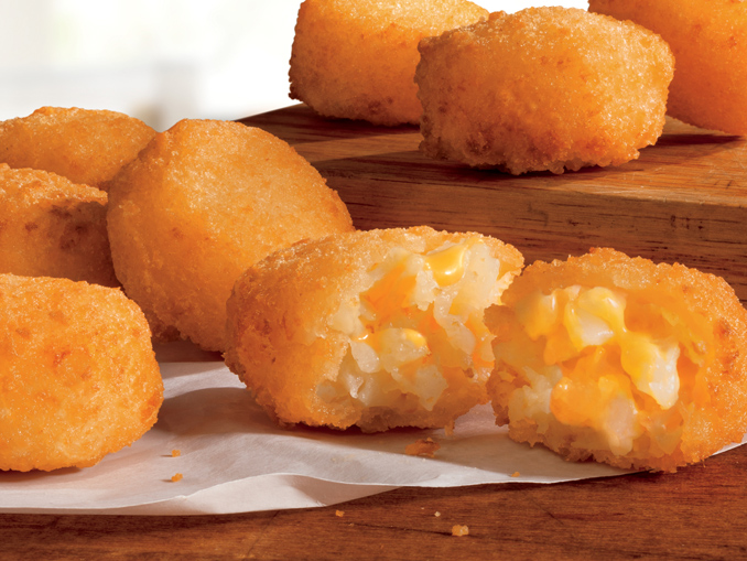 Cheesy Tots Return To Burger King For A Limited Time ...