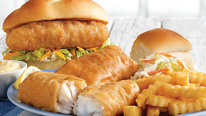 Culver's North Atlantic Cod Filet Sandwich And Cod Dinner Return For 2018 Seafood Season