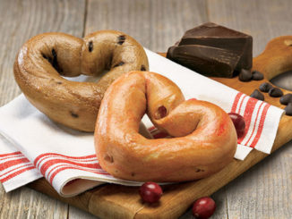 Einstein Bros. Unveils New Heart-Shaped Bagels For Valentine's Day