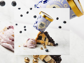 Halo Top Debuts New Blueberry Crumble Ice Cream For Spring 2018