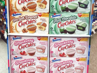 Hostess Unveils 3 Limited-Time Cupcake Flavors - Mint Chocolate, Strawberry, And Sea Salt Caramel