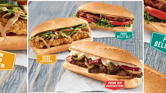 Jack In The Box Introduces New Food Truck Series Sandwiches