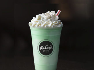 McDonald's Shamrock Shake Returns For 2018