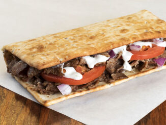 Potbelly Unveils New Greek Gyro Flats