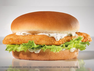 Carl s jr and hardee s introduce the 4 real deal for Hardee s fish sandwich
