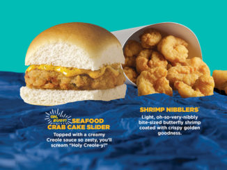 Seafood Crab Cake Sliders And Shrimp Nibblers Return To White Castle