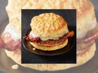 Starbucks Introduces New Chicken Sausage And Bacon Biscuit Sandwich