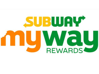 Subway Launches New 'MyWay' Loyalty Program