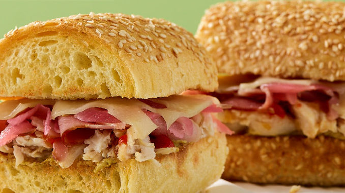 Au Bon Pain Introduces New 2018 Spring Menu Featuring The Medianoche Sandwich
