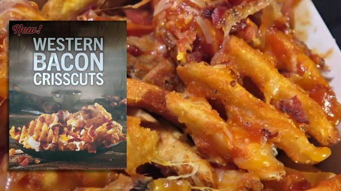 Carl's Jr. Unveils New Western Bacon Crisscuts