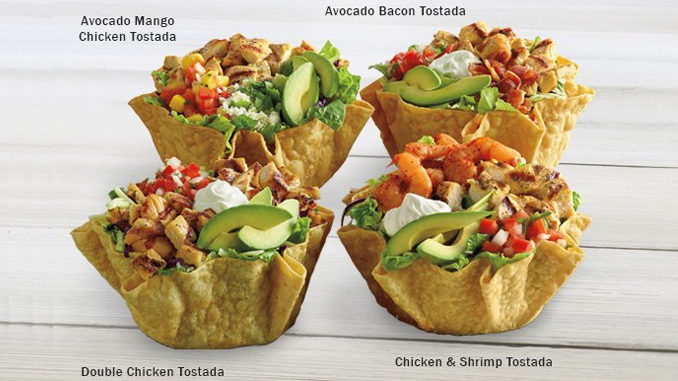 El Pollo Loco Brings Back Signature Avocado Tostadas