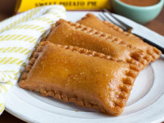 Bojangles' Is Selling 3 Sweet Potato Pies For $3.14 On March 14, 2018