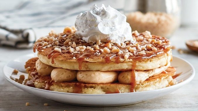IHOP Unveils New International Pancakes As Part Of 2018 Spring Menu