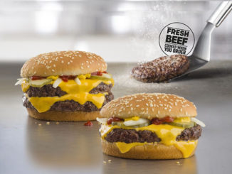 McDonald's Says It Will Serve Fresh Beef Nationwide By May 2018
