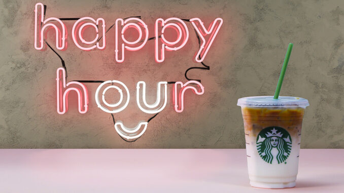 Starbucks Brings Back Happy Hour As Invite-Only Promotion