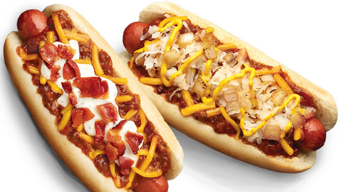 Wienerschnitzel Introduces New Bacon Ranch And Supercross Chili Cheese Dogs