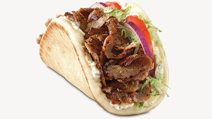 arby s offers 2 for 6 gyros deal chew boom