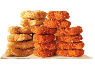 Get 10 Spicy Or Original Chicken Nuggets For $1.69 At Burger King
