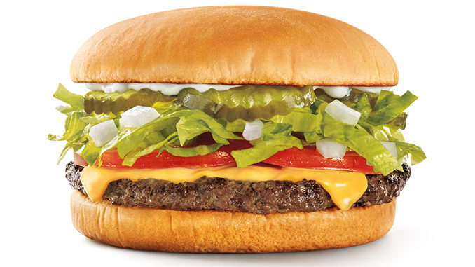 Half-Price Cheeseburgers At Sonic On April 17, 2018