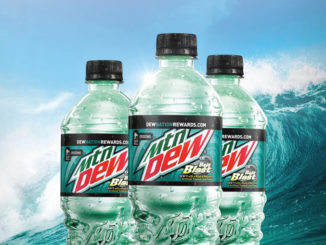 Mountain Dew Baja Blast Returns On April 23, 2018
