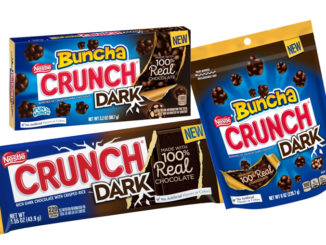 New Nestlé Crunch Dark And Buncha Crunch Dark Arrive In Stores