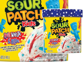 Sour Patch Kids Ice Cream Available Exclusively At Walmart