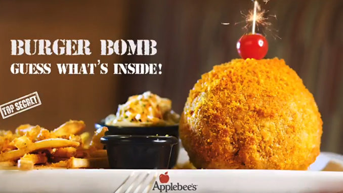 Applebee's Is Selling A Cheetos Burger Bomb In The UAE