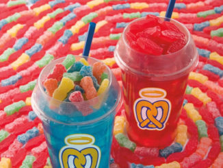 Auntie Anne's Reveals New Candy Lemonade Mixers Made With Sour Path Kids And Swedish Fish