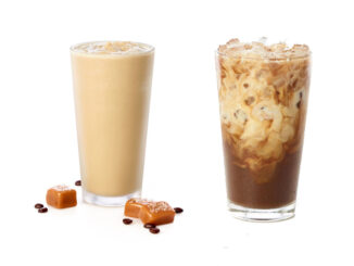 Chick-fil-A Tests New Salted Caramel Coffee Drinks